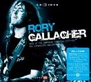 Rory Gallagher - Live At The Montreux Festival 1975 to 1994 (CD 2DVD) - CD