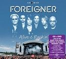 Foreigner - Alive & Rockin� - Live At The Bang Your Head!!! Festival In Balingen, Germany 2006 (CD+DVD)