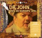 Dr John - Live in Europe 1995 (CD + DVD) - CD