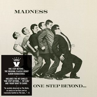 Madness - One Step Beyond... (standard version) (CD / Download) - CD