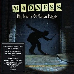 Madness - The Liberty Of Norton Folgate <br>(CD / Download) - CD