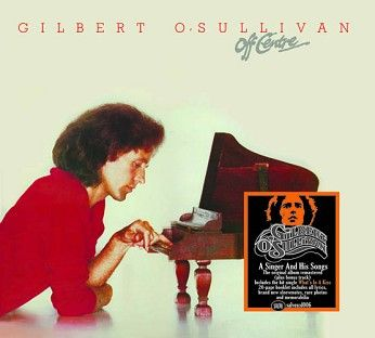 Gilbert O'Sullivan - Off Centre (CD) - CD