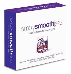 Various - Simply Smooth Jazz (4CD) - CD