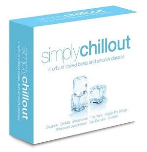 Various - Simply Chillout (4CD) - CD