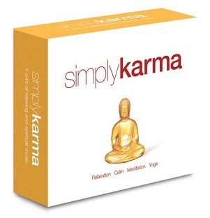 Various - Simply Karma (4CD) - CD