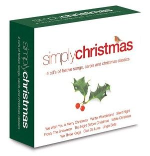 Various - Simply Christmas (4CD / Download) - CD