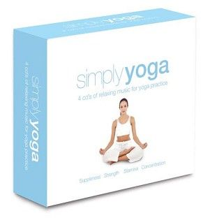 Various Simply Yoga 4cd Downloads Cds And Dvds At