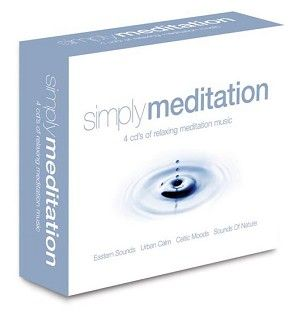 Various - Simply Meditation (4CD) - CD