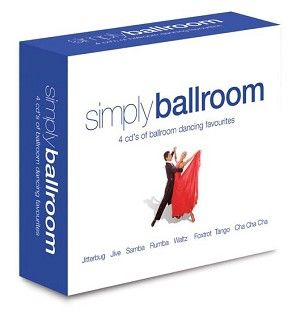 Various - Simply Ballroom (4CD) - CD