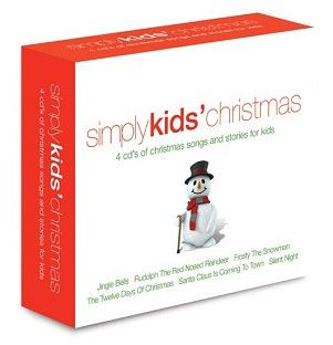Various - Simply Kids Christmas (4CD / Download) - CD