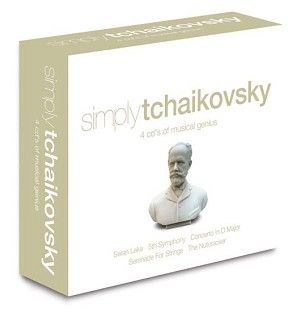 Various - Simply Tchaikovsky (4CD) - CD