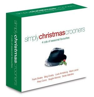 Various - Simply Christmas Crooners (4CD / Download) - CD