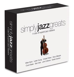 Various - Simply Jazz Greats (4CD) - CD