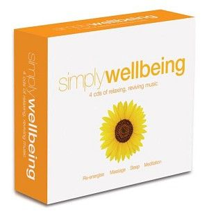 Various - Simply Wellbeing(4CD) - CD