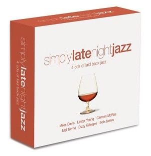 Various - Simply Late Night Jazz (4CD) - CD