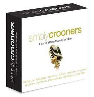 Various - Simply Crooners(4CD) - CD