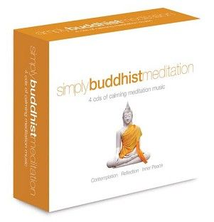 Various - Simply Buddhist Meditation (4CD) - CD