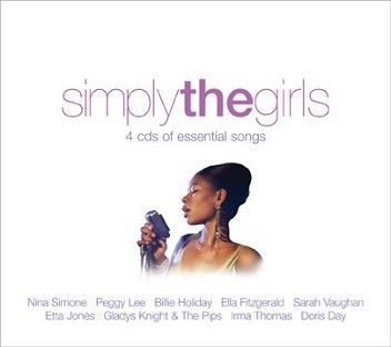 Various - Simply The Girls (4CD) - CD
