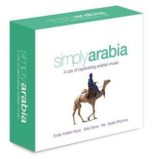 Various - Simply Arabia (4CD) - CD