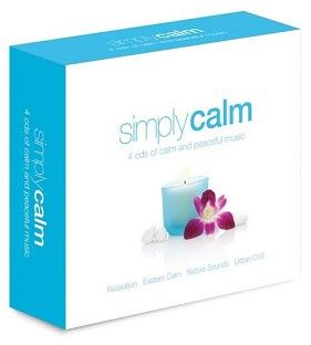 Various - Simply Calm (4CD) - CD