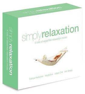 Various - Simply Relaxation (4CD) - CD