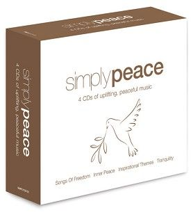 Various - Simply Peace (4CD) - CD