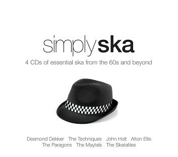 Various - Simply Ska (4CD) - CD