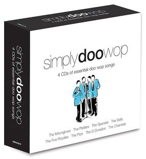 Various - Simply Doo Wop (4CD) - CD