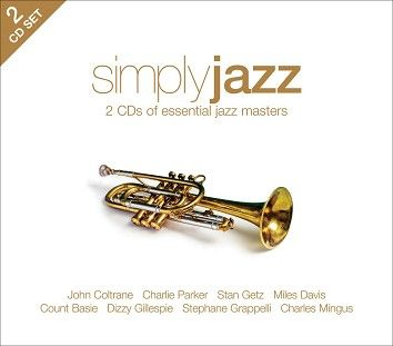 Various - Simply Jazz (2CD) - CD