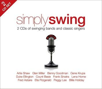 Various - Simply Swing (2CD) - CD