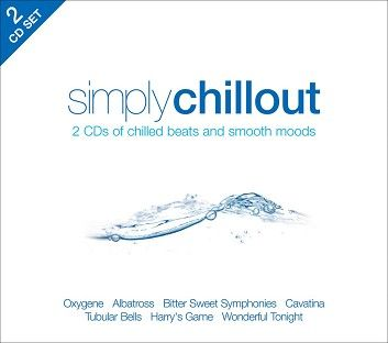 Various - Simply Chillout (2CD) - CD