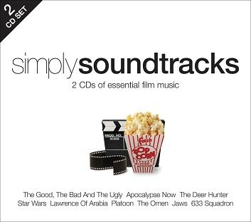 Various - Simply Soundtracks (2CD) - CD