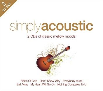 Various - Simply Acoustic (2CD) - CD