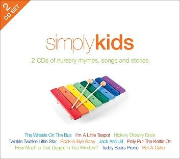 Various - Simply Kids (2CD) - CD
