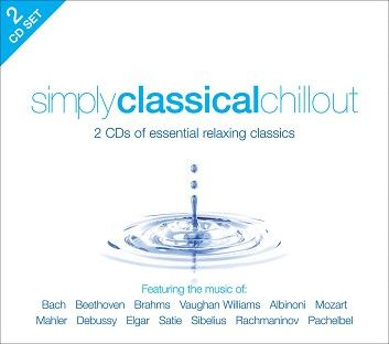 Various - Simply Classical Chillout (2CD) - CD