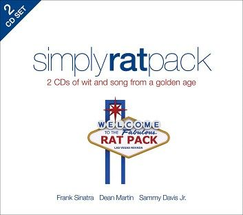 Rat Pack - Simply Rat Pack (2CD) - CD