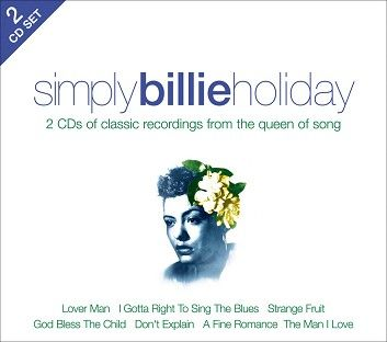 Billie Holiday - Simply Billie Holiday (2CD) - CD