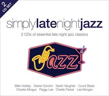 Various - Simply Late Night Jazz (2CD) - CD