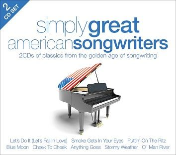 Various - Simply Great American Songwriters (2CD) - CD