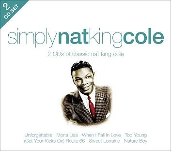Nat King Cole - Simply Nat King Cole (2CD) - CD