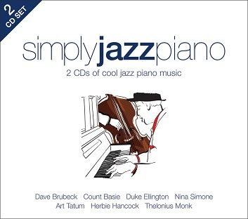 Various - Simply Jazz Piano (2CD) - CD