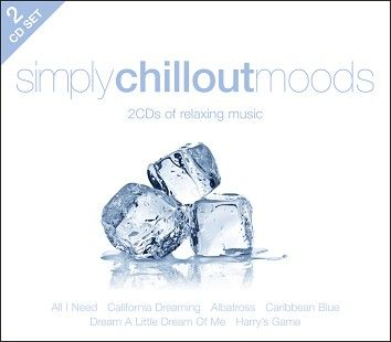 Various - Simply Chillout Moods (2CD / Download) - CD