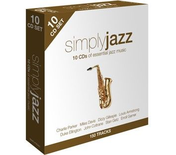 Various - Simply Jazz (10CD) - CD