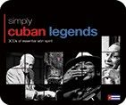 Various - Cuban Legends (3CD)