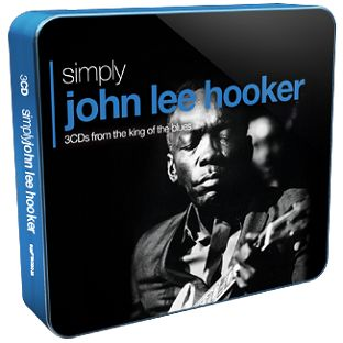 John Lee Hooker - Simply John Lee Hooker (3CD) - CD