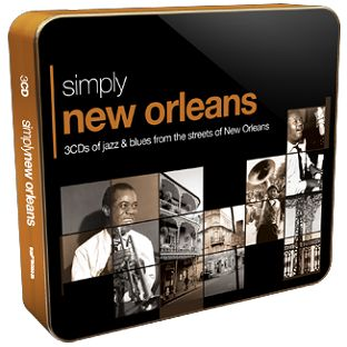 Various - Simply New Orleans (3CD) - CD