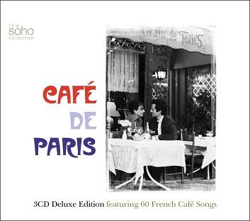 Various - Cafe De Paris (3CD) - CD