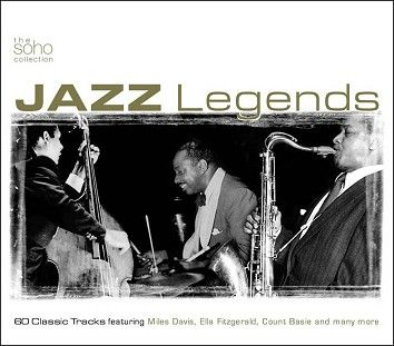 Various - Jazz Legends (3CD) - CD