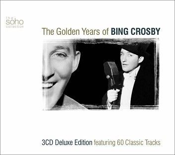 Bing Crosby - The Golden Years Of Bing Crosby (3CD) - CD