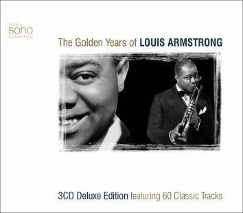 Louis Armstrong - The Golden Years Of Louis Armstrong (3CD) - CD